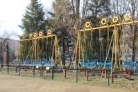 обход парка