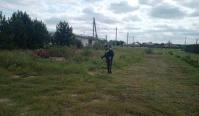 покос травы 1009
